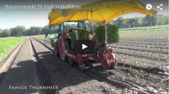 St. Galler Bauernmarkt auf Youtube